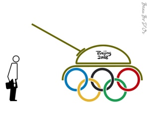 Beijing olympics logo