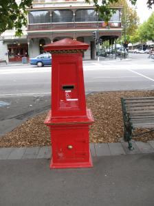 Postbox 1900's