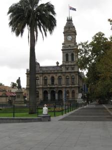Bendigo post office with free Globet included