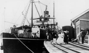Coastal vessel