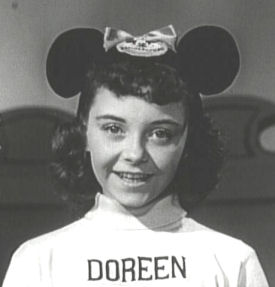 Doreen the mouseketeer