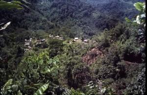 Korbau village