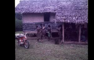 Yankok EC paddy rice store 1970
