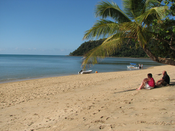 Dunk Island Is Rebuilt: Hope For My Waterlogged Friends